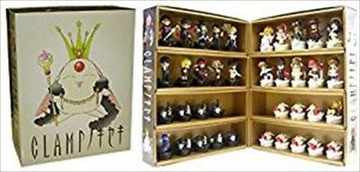 Clamp no Kiseki Benefi Original Case for All Chess Pieces + Chess 38 Pieces Set