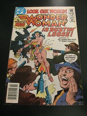 Lot of *4* WONDER WOMAN Comics: #279,288,299,305 Sharp (VF) Copies!