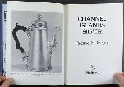 Channel Islands Silver & Silversmiths - Guernsey and Jersey Antique Silver