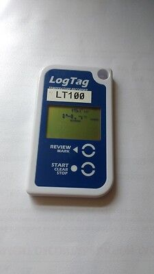 LogTag TRID30 -7R Temperature Recorder with Display - worldwide postage