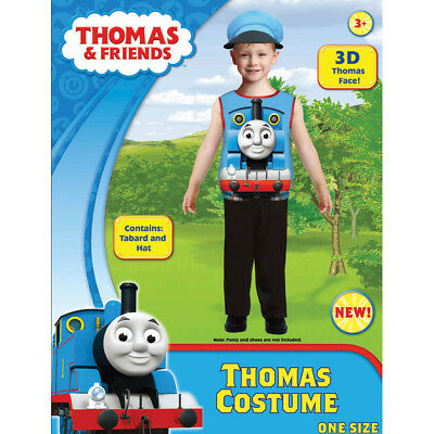 Thomas & Friends Costume Size 3-5