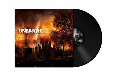UNEARTH The Oncoming Storm 180g BLACK Vinyl LP RI