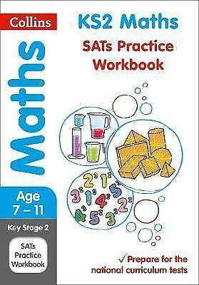 KS2 Maths SATs Practice Workbook (Collins KS2 SATs Revision and Practice - New C