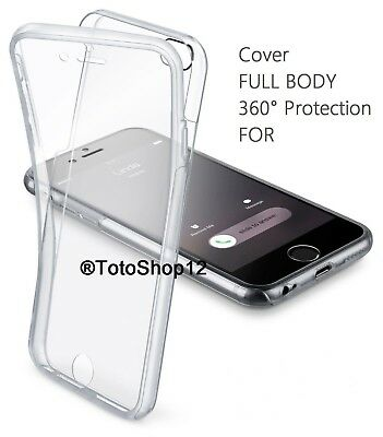 Custodia Cover Protezione Totale Per Iphone 7 Plus - Iphone 8 Plus Front&back