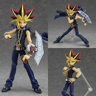 Anime Yu-Gi-Oh! Duel Monsters Yami Yugi PVC Action Figure New With Box Figma 276