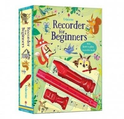 Recorder for Beginners by Anthony Marks.