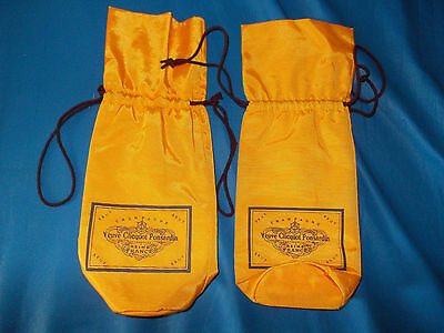 SAC ISOTHERME champagne VEUVE CLICQUOT X 2