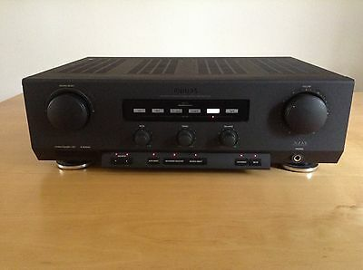 vintage philips 900 series integrated stereo control amplifier fa rh picclick co uk