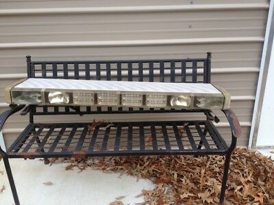 WHELEN Freedom LED Lightbar FL8RRBB