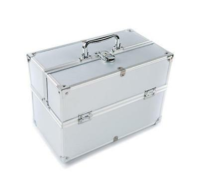 Extra Large Space Storage Beauty Box, Make up Nail Jewellery Cosmetic Case