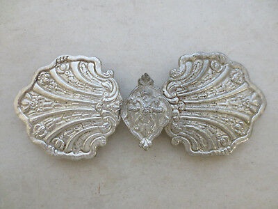 Top Price! Silver Color Folklore Buckle Macedonian Greece Excellent Reproduction