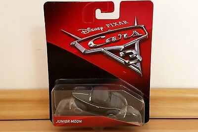 Disney Cars 3 2017 JUNIOR MOON  1:55 von Mattel aus Metall *OVP*