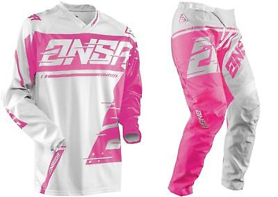 New 2018 Answer Racing Syncron Gray Pink Race Gear Jersey Or Pants Mx