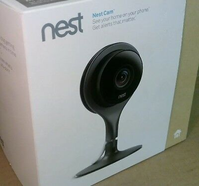 Nest Camera Security Wi Fi 1080p HD Indoor Wireless InfraRed