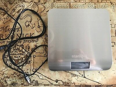 Stamps 5lb Stainless Steel Scale