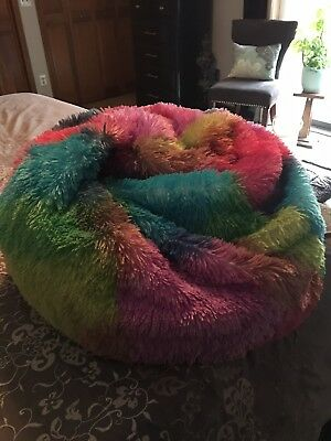 Kids Justice Multicolor Bean Bag Chair
