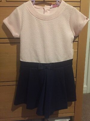 Girls Ted Baker Playsuit - Age 4-5