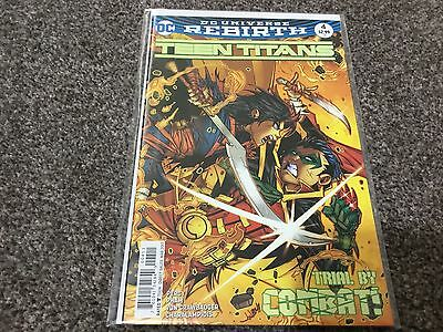 Teen Titans #4 (2017) 1St Printing Bagged & Boarded Dc Universe Rebirth