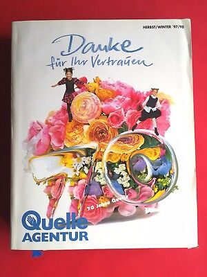 Quelle Katalog Herbst/Winter 1997/98