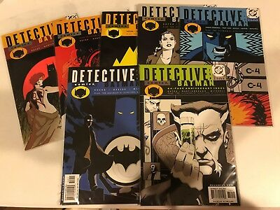 lot 32 DETECTIVE COMICS  (1937 Series) DC #743 - 775 (miss 745) VF/NM Batman