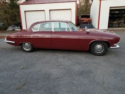 1966 Jaguar Mark X  1966 Jaguar Mark X