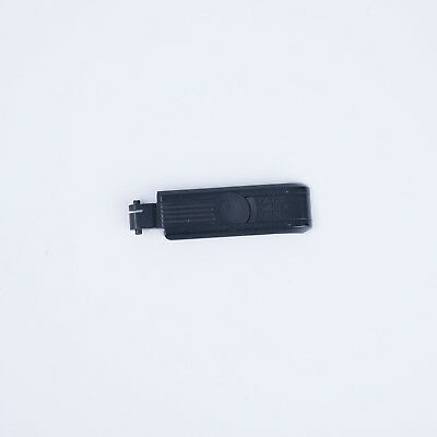 Canon PowerShot SD780 Battery Door Cover - Black Replacement Repair Part