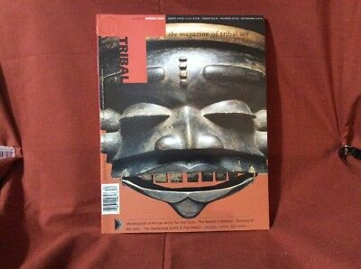 Tribal Arts Magazine # 33  Winter 2003 Out of Print Issue!