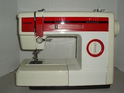 Vintage Brother Sewing Machine Portable