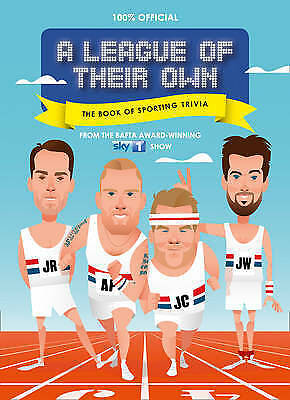 A League of Their Own - The Book of Sporting Trivia, , New Book