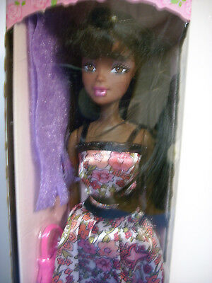 MICHELLE african american AA black doll nip nrfb w/ clothes and boots   (w7