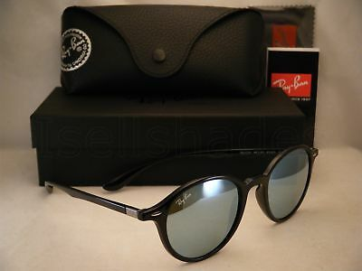 6e6764687a AUTHENTIC RAY-BAN ROUND LITEFORCE RB4237 894 Z2 Tortoise Copper ...