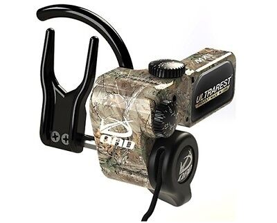 QAD Ultra Rest MXT Micro Arrow Rest Realtree Camo Right Hand