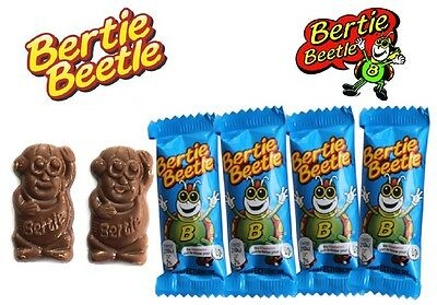 Bulk Lollies 500 x Bertie Beetle Party FavourSweets Choclates Candy Favors