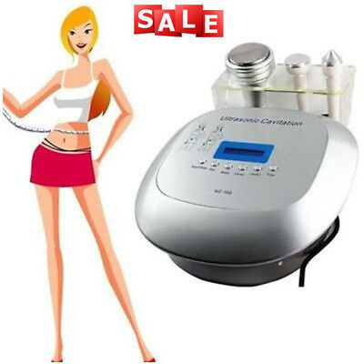 Powerful Ultrasonic Cavitation Body Slimming Fat Lose Burner Weight Loss Machine