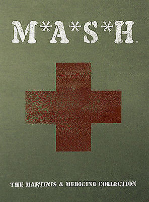 M*A*S*H-Martinis & Medicine Complete Series Collection DVD,33 Disc)FREE SHIPPING