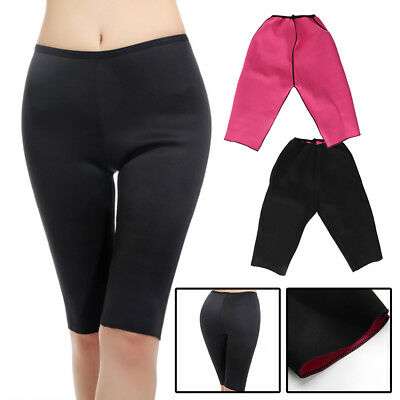 Women Lady Fashion Hot Neoprene Body Shaper Pants Slimming Waist Trainer Yoga