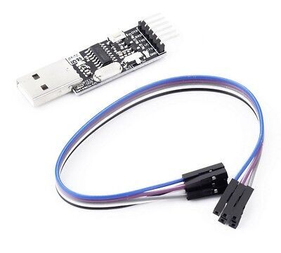 CH340 CH340G USB TTL Serial Adapter for Arduino like FTDI CP2102 PL2303, UK Sale