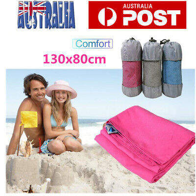 Microfiber Fast Quick Dry Towel Travel Camping Beach Shower Towel Gym Sports