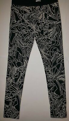 Nike Air Jordan Jumpman Girls Retro  Printed Leggings Size Med.