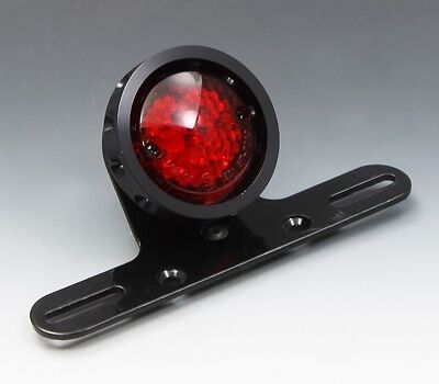 EASYRIDERS LED Drilled Fin Tail Light