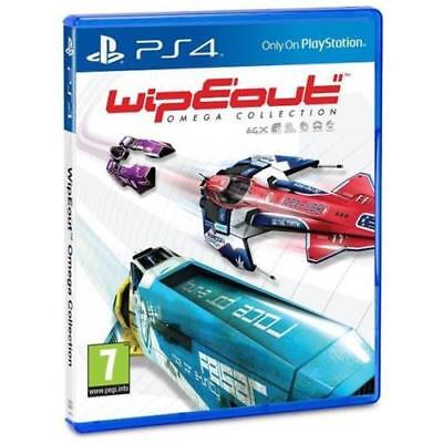 SONY PS4 - Wipeout Omega Collection