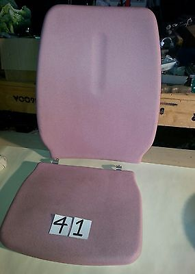 Bison 50 stairlift seat in pink, clean used.