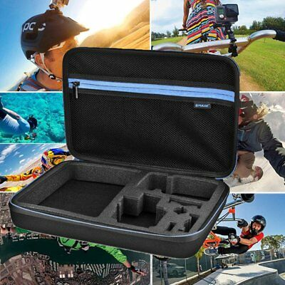 32*22*7cm Large Size Water-resistant Anti-shock EVA Storage Box For Go Pro LK