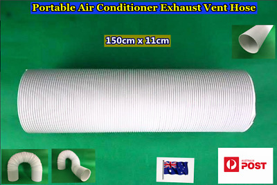 NEW Portable Air Conditioner Spare Parts Exhaust Pipe Vent Hose (150cmx11cm)