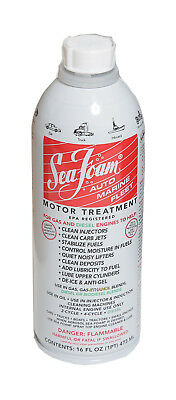 SEA FOAM Diesel Petrol Engine Injector Cleaner & Fuel Stabiliser SeaFoam SF16