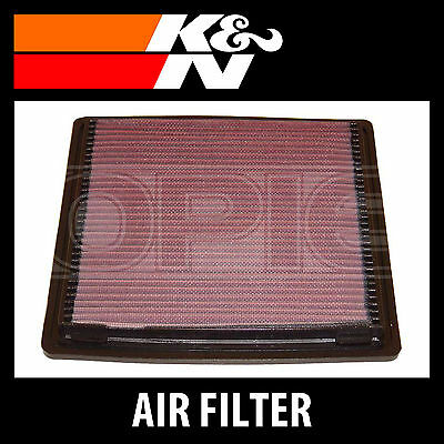 K&N High Flow Replacement Air Filter 33-2033 - K and N Original Performance Part