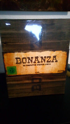 Bonanza 8-14 DVD Box Set Neu&OVP
