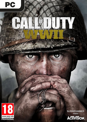 Call of Duty WW2 STEAM KEY PC [Multi-Language]