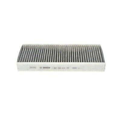 BOSCH Activated Carbon Cabin Filter 1987432412 - Single