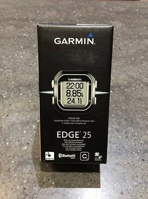 Garmin Edge 25 GPS Wireless Cycling Computer with Bluetooth